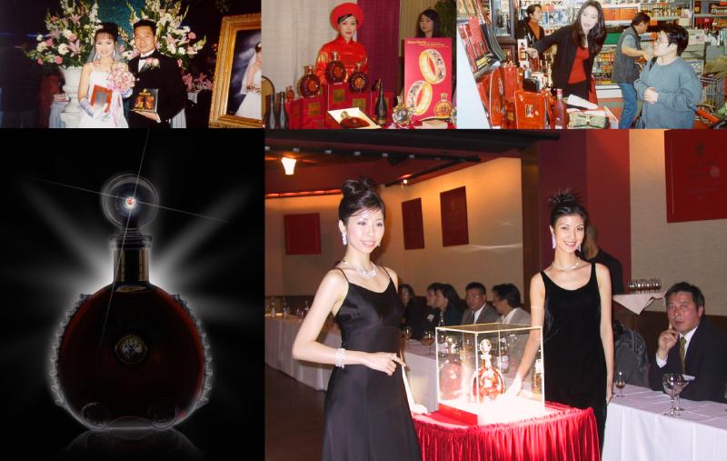 WEDDING BANQUET | LOUIS XIII DIAMOND LAUNCH | IN-STORE DEMO
